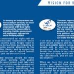 Bài tập tiếng Anh: Tầm nhìn cho Việt Nam