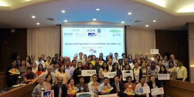 Civil society across Asia is flowering but fragile