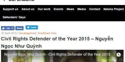 Gia đình của Blogger Mẹ Nấm bị hàng chục công an bao vây