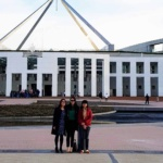 VOICE Australia and Prisoner of conscience Dinh Nguyen Kha's mother advocate for human rights in Vietnam