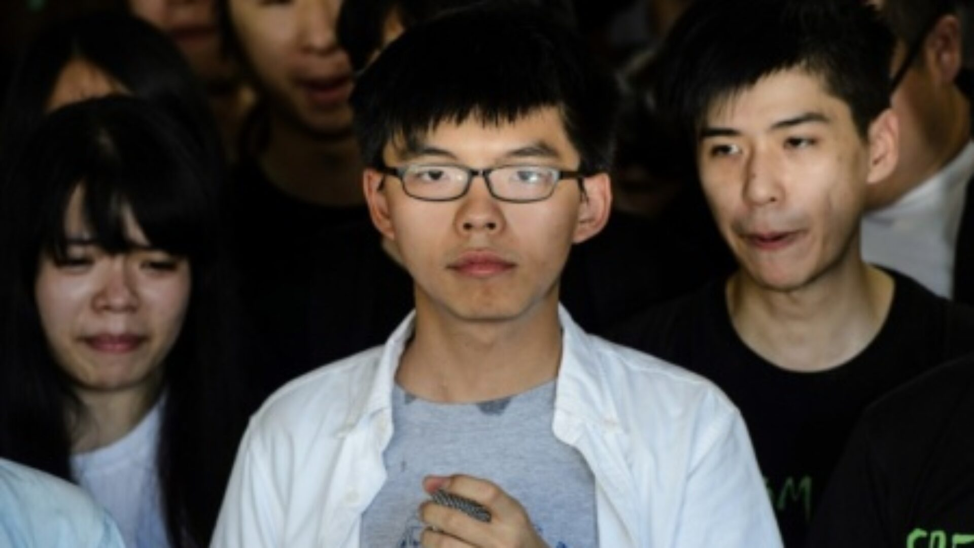 TIME: Facing Jail, Democracy Activist Joshua Wong Says 'Hong Kong Is Under Threat'