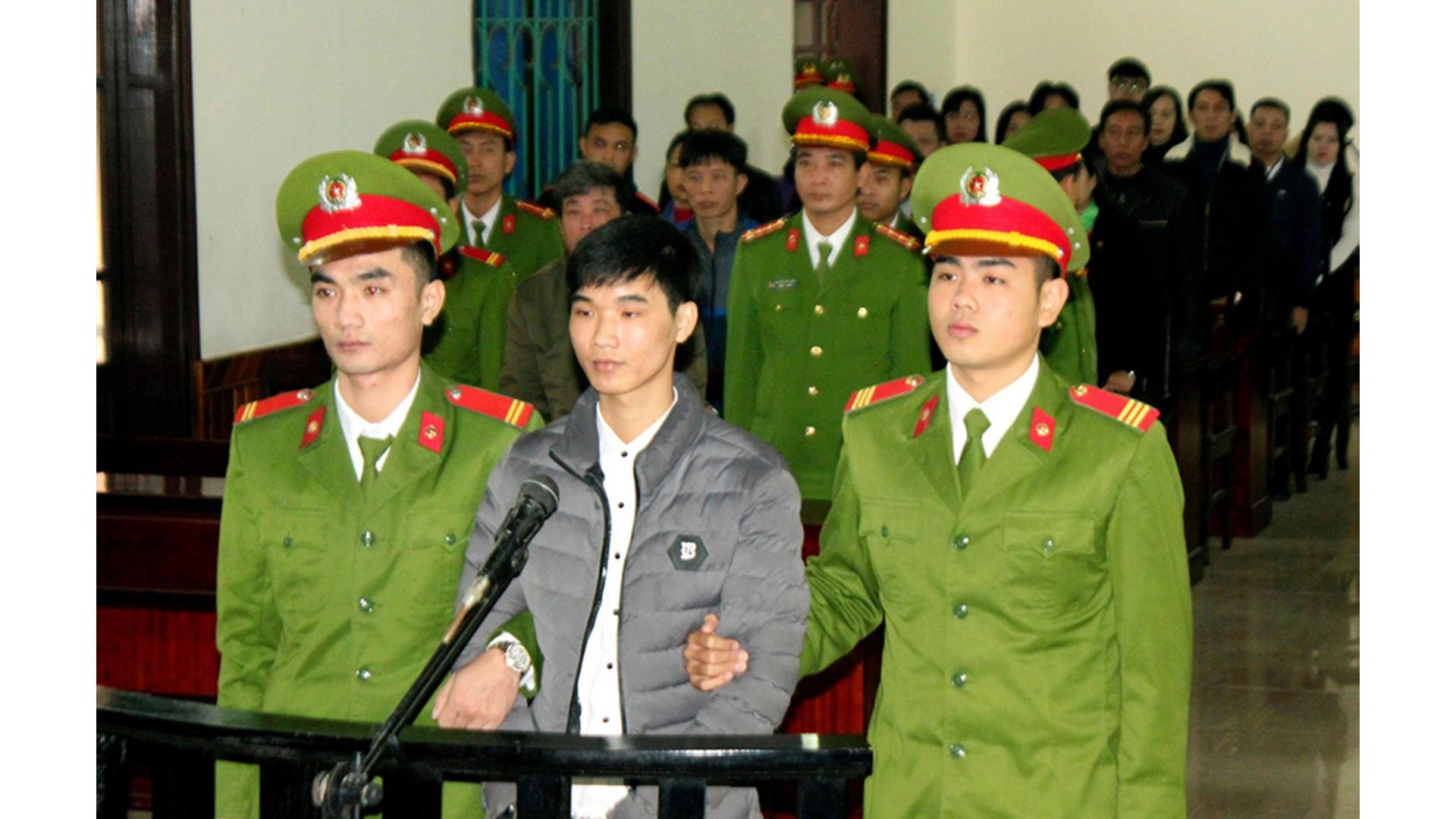 Đưa tin liên quan Formosa xả thải, Blogger Việt Nam nhận án 7 năm tù giam