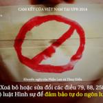 Bạn có biết: Cam kết của Việt Nam về Đảm bảo tự do ngôn luận tại UPR 2014?
