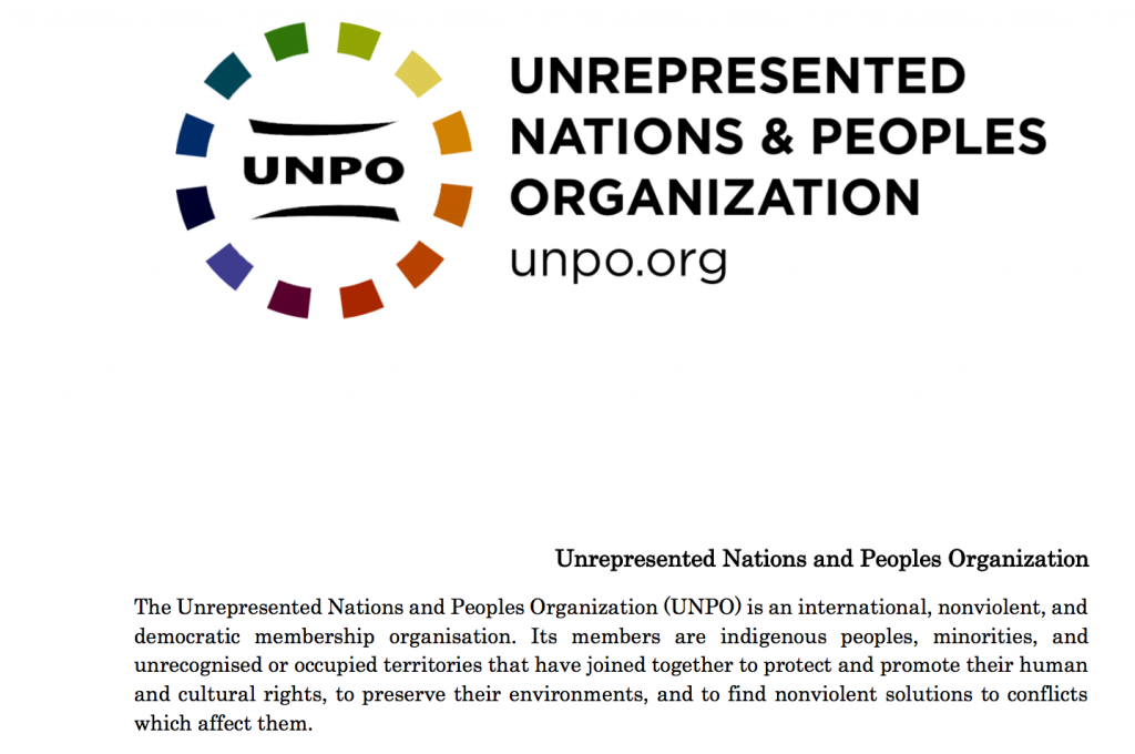 Cơ chế kiểm điểm nhân quyền UPR của LHQ là dành cho mỗi chúng ta - Báo cáo giữa kỳ UPR về Việt Nam của tổ chức Unrepresented Nations and People Organisation (UNPO).