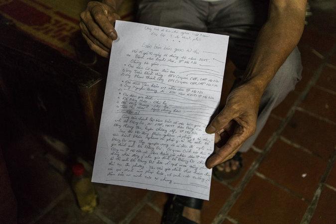 vietnam-prison-abuses - Đỗ Đăng Dư - Trong đó rất dễ chết – Tình trạng của những người bị giam ở Việt Nam 2