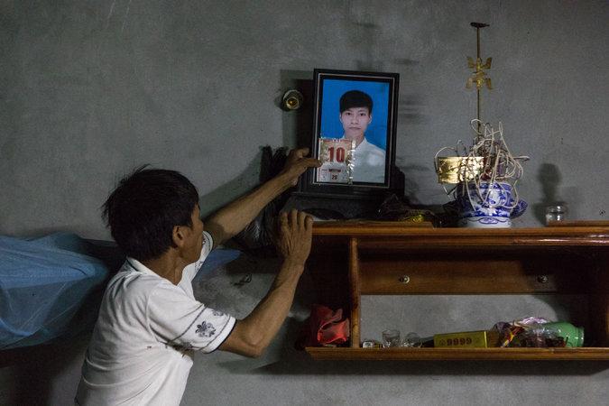 vietnam-prison-abuses - Đỗ Đăng Dư - Trong đó rất dễ chết – Tình trạng của những người bị giam ở Việt Nam