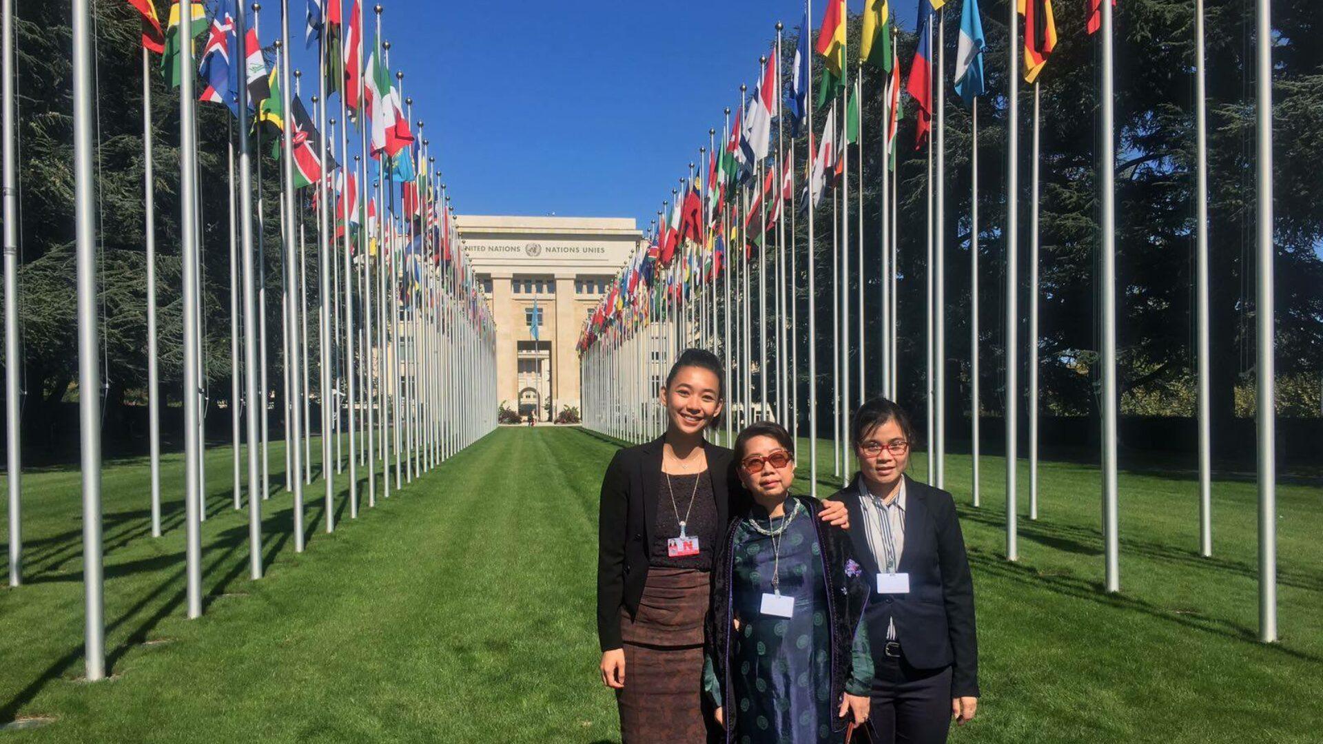 Anna Nguyễn vì quyền sống của người dân trong nước