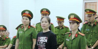 Mẹ Nấm y án 10 năm tù, dư luận trong nước và quốc tế phản đối bản án
