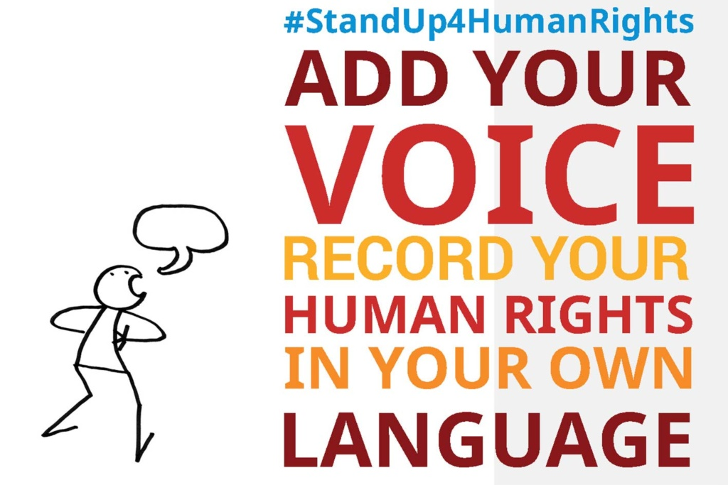 Stand Up 4 Human Rights _ Add your voice _ VIETNAM VOICE