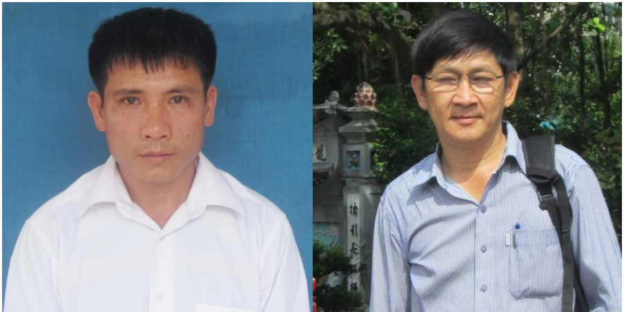 Nguyen-aTrung-Ton-(above-left)-and-Truong-Minh-Duc-(above-right)-each-received-12-years-in-prison-and-three-years-of-house-arrest_VIETNAM-VOICE