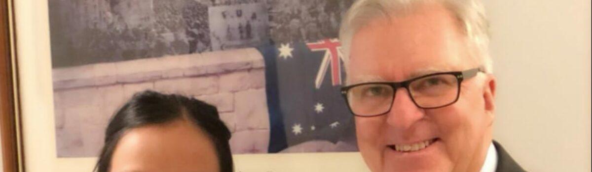 Cảm nhận những ngày đầu thực tập tại Australia