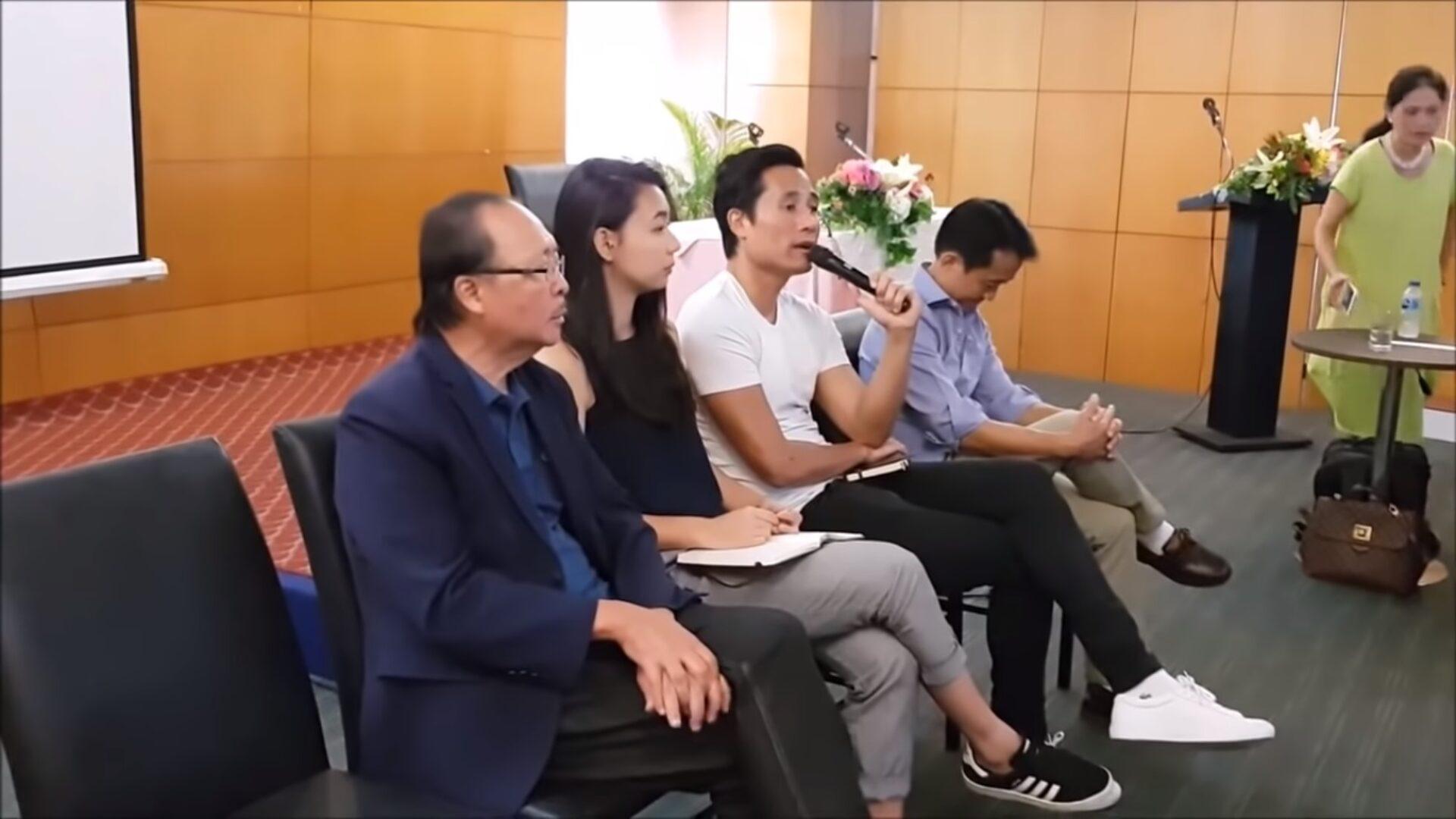 (Tiếng Việt) Thông báo của VOICE và VOICE Canada về vấn đề người tị nạn