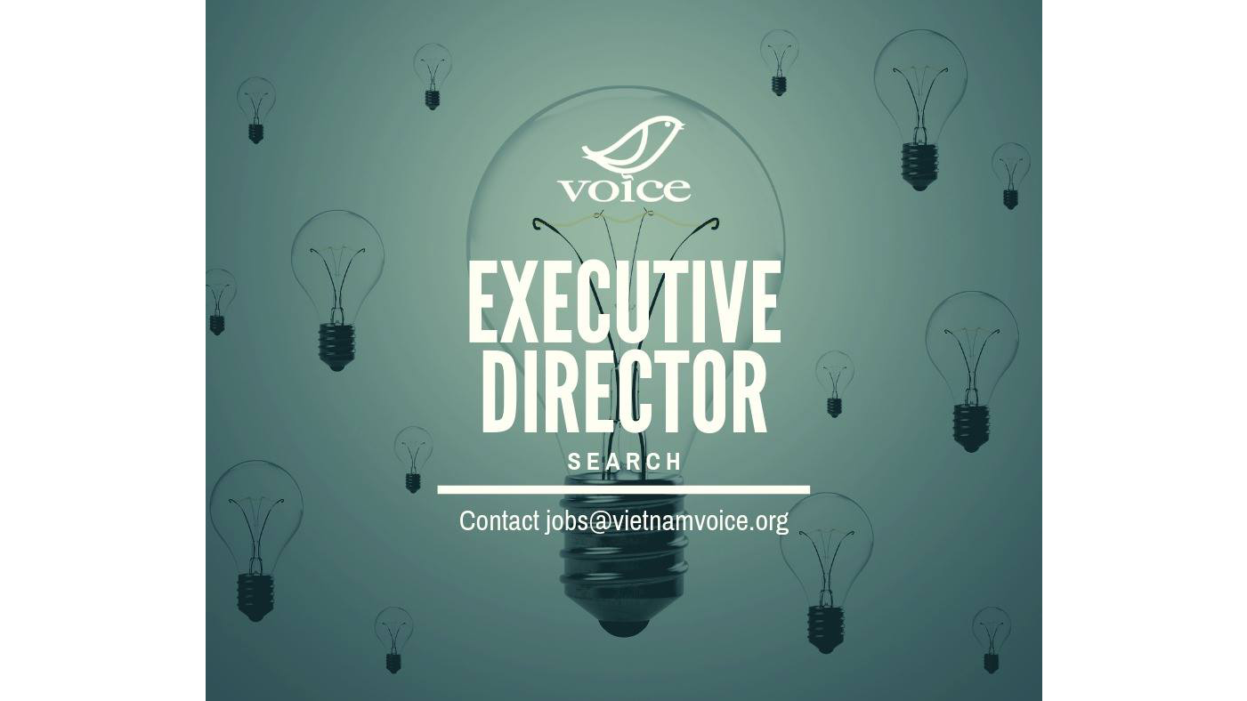 VOICE Executive Director Search