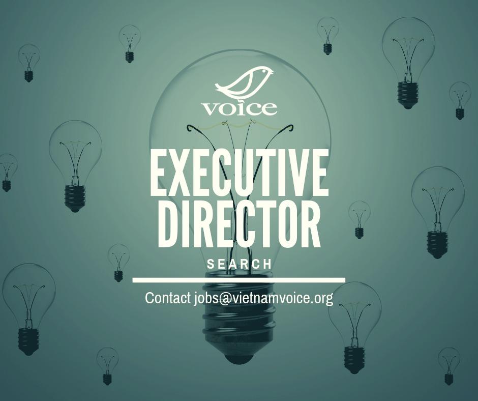 VOICE Executive Director Search