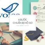 4 bước chuẩn bị hồ sơ Học bổng Xã hội Dân sự VOICE