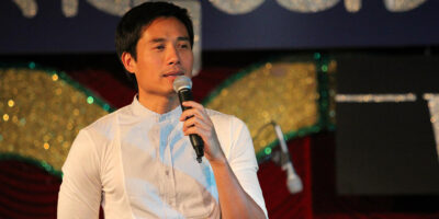 Giám đốc Điều hành Trịnh Hội nói về chương trình đào tạo của VOICE