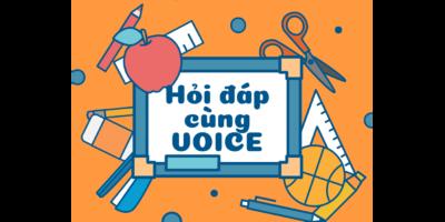 Học bổng Xã hội Dân sự VOICE: 4 câu hỏi thường gặp