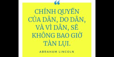 Những điều trường học Việt Nam không dạy bạn (Kỳ 3): Nhập môn Dân chủ