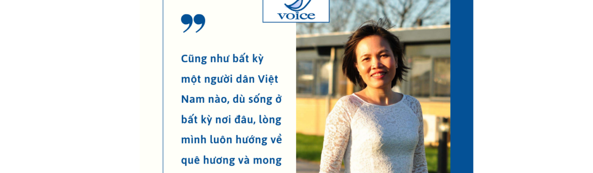 Trần Mỹ Lan – Humans of VOICE