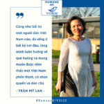 Humans of VOICE: Tran My Lan