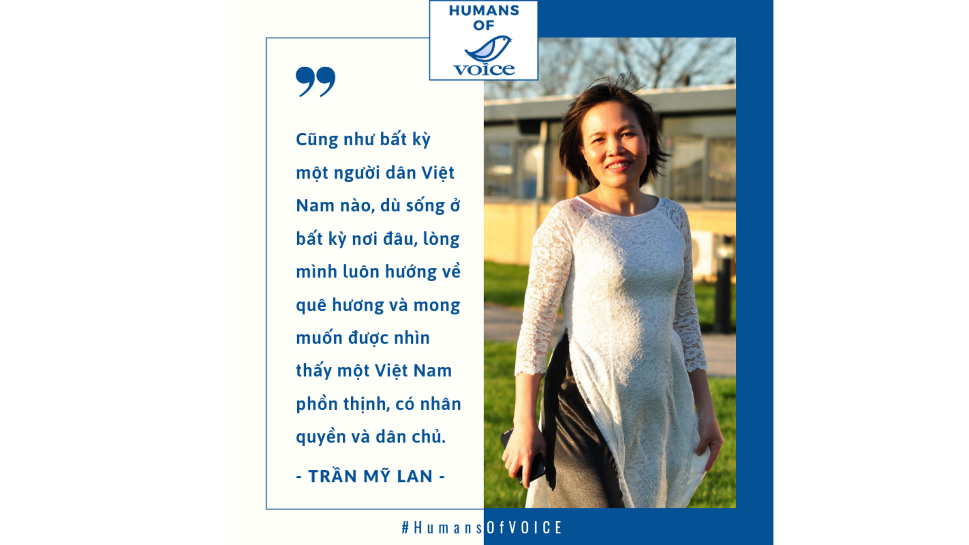 Humans of VOICE: Trần Mỹ Lan