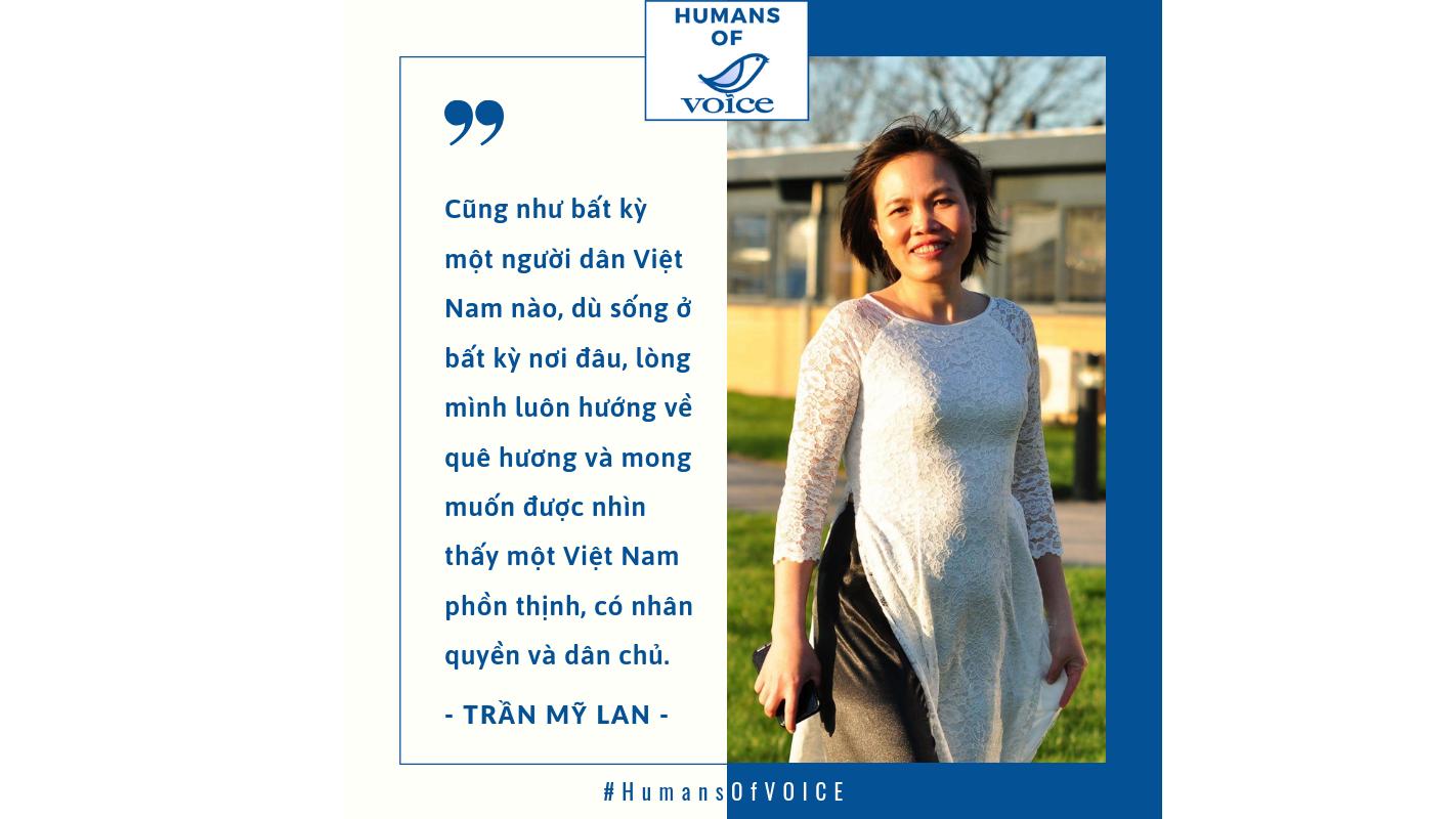 Trần Mỹ Lan – Humans of VOICE