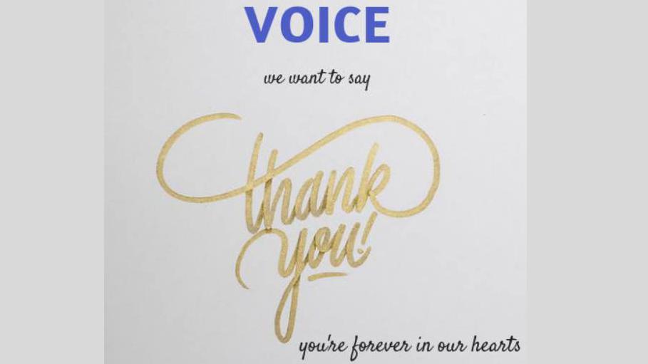 Chia sẻ từ một ủng hộ viên của VOICE tại Đan Mạch sau đêm gây quỹ.