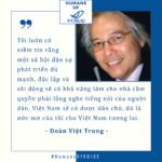 Humans of VOICE: Đoàn Việt Trung