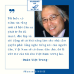 Humans of VOICE: Doan Viet Trung