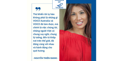 Humans of VOICE: Nguyen Thien Giang