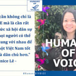 Humans of VOICE: Janice Lê