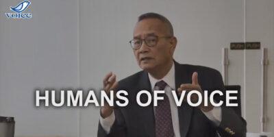 Humans of VOICE: Nguyen Van Khanh