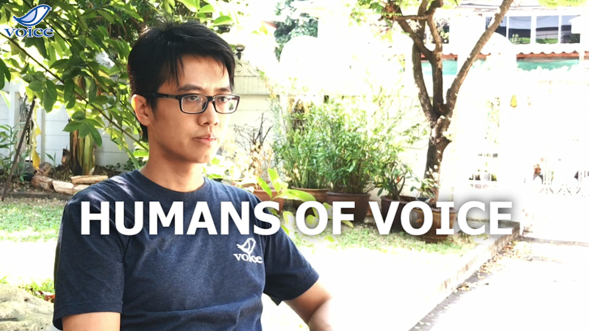 Humans of VOICE: Shiwei Ye