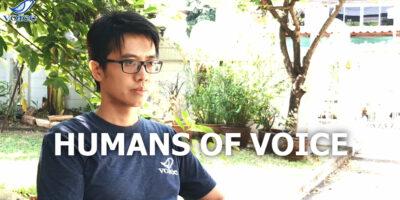 Humans of VOICE: Shiwei Ye