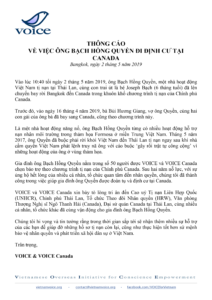 Thong-Cao-ve-viec-ong-Bach-Hong-Quyen-di-dinh-cu-tai-Canada_VIETNAM-VOIC
