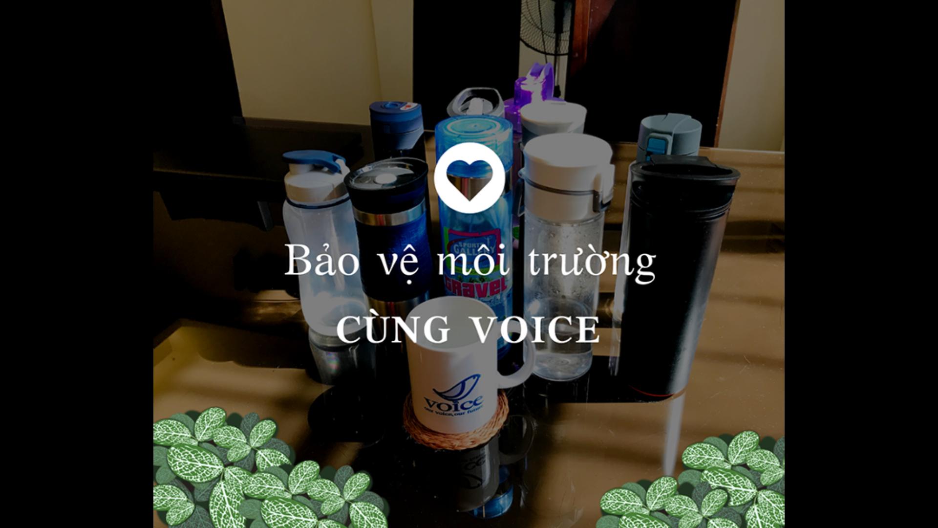 Cuộc sống ở VOICE