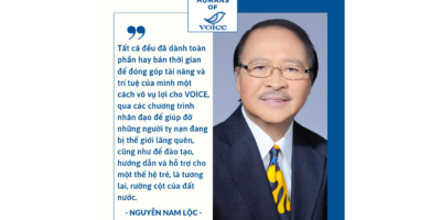 Humans of VOICE: Nguyễn Nam Lộc