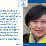 Humans of VOICE: Jacklyn Phương