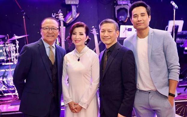 BS Hoàng Trang và nha sĩ Đinh Hiếu, chủ tịch BCH VOICE Australia-VIETNAM-VOICE
