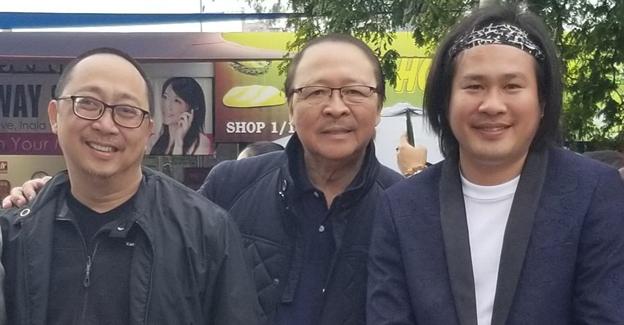 Nhạc sĩ Tuấn Khanh và ca sĩ Đức Tiến-nhac-si-Nam-Loc-Tre-Gia-thi-mang-moc-VIETNAM-VOICE