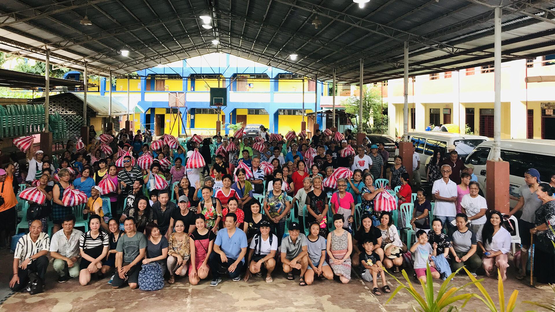 Cựu thuyền nhân Việt Nam về thăm lại Palawan, Philippines